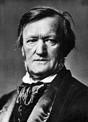 Retrato de Richard Wagner