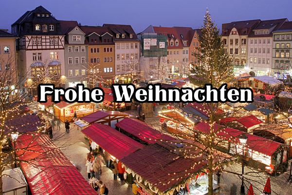 Felicitaciones De Navidad En Castellano.Vocabulario De La Navidad En Aleman Weihnachten Ist Da